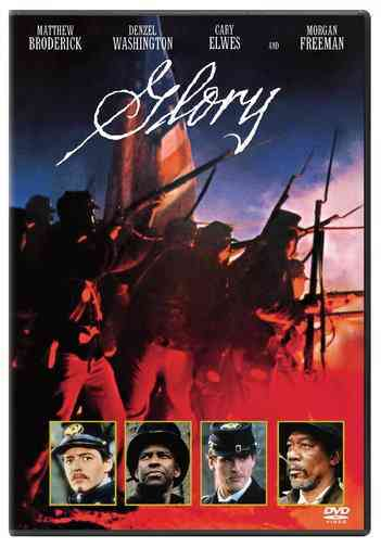 GLORY BY BRODERICK,MATTHEW (DVD)