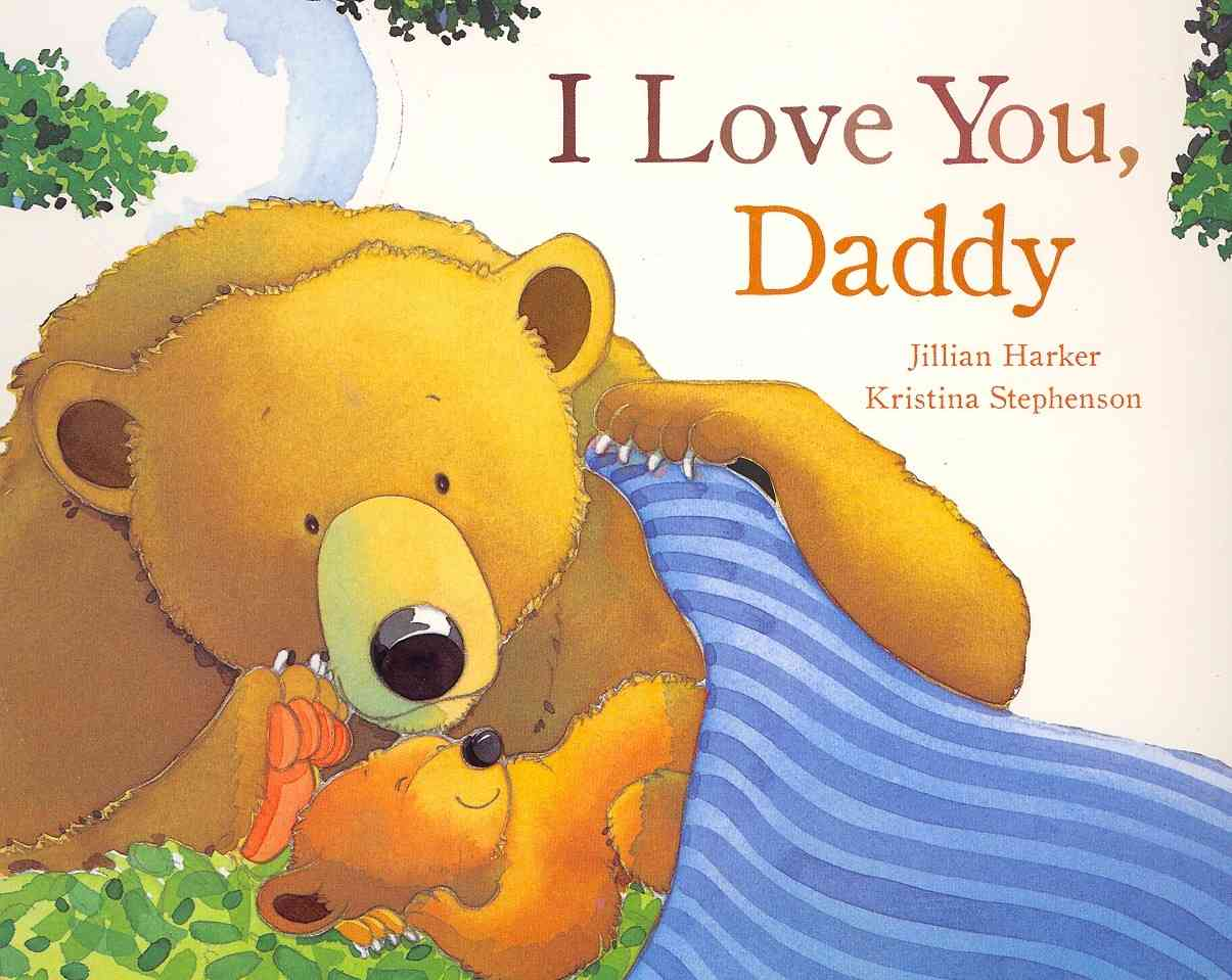 I Love You Daddy By Parragon (COR)